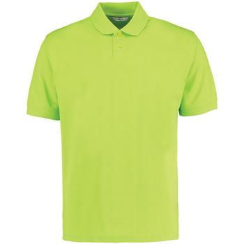 Vêtements Homme Polos manches courtes Kustom Kit KK422 Vert citron
