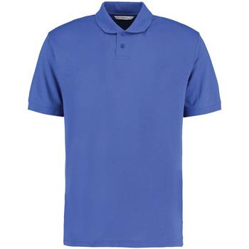 Vêtements Homme Polos manches courtes Kustom Kit KK422 Bleu roi