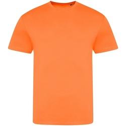 Vêtements T-shirts manches courtes Awdis JT004 Orange fluo