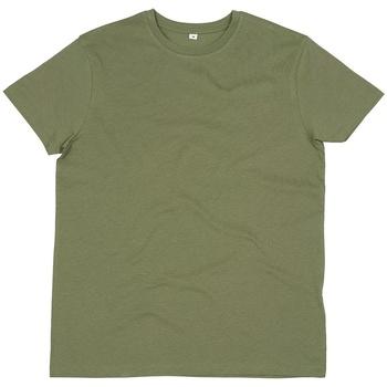 Vêtements Homme T-shirts manches courtes Mantis M01 Vert foncé