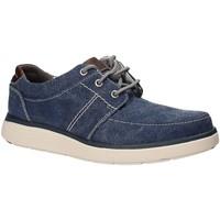 Chaussures Homme Derbies Clarks 132598 Bleu