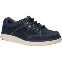 Chaussures Homme Derbies Clarks 132611 Bleu