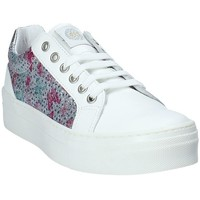 Chaussures Fille Baskets basses Melania ME6104F8E.A Blanc