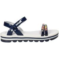 Chaussures Fille Melania, la nouvelle lubie des kids Melania ME6162F8E.A Bleu