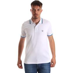 Vêtements Homme Polos manches courtes Gaudi 911BU64033 Blanc