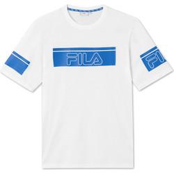 Vêtements Homme T-shirts manches courtes Fila 683085 Blanc
