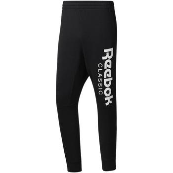 Vêtements Homme Pantalons de survêtement Reebok Sport DH2089 Noir
