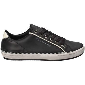 Chaussures Homme Baskets basses Guess FMLOW4 LEA12 Noir