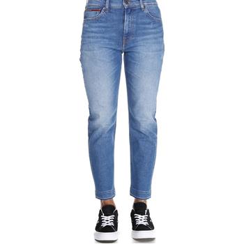 Vêtements Homme Jeans droit Tommy Hilfiger DM0DM04912 Bleu