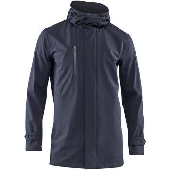 Vêtements Homme Parkas Lumberjack CM37823 003 401 Bleu