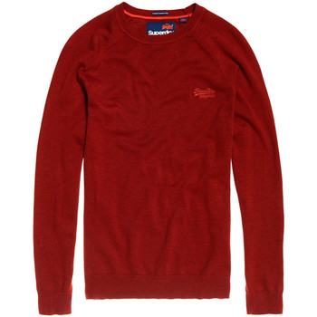Vêtements Homme Pulls Superdry M61001GR Orange