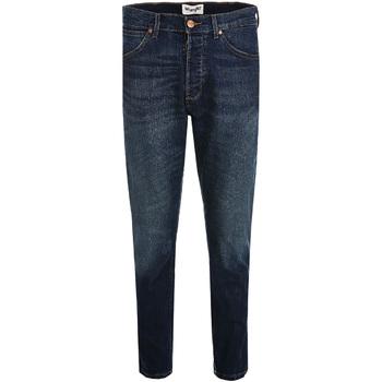 Vêtements Homme Jeans slim Wrangler W18RRS Bleu
