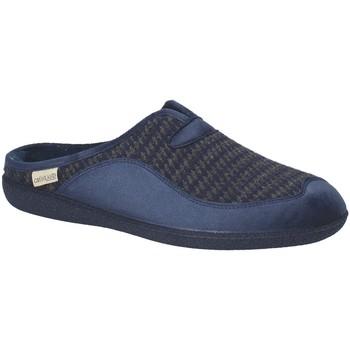 Chaussures Homme Chaussons Grunland CI1402 Bleu