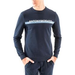 Vêtements Homme Sweats Antony Morato MMFL00454 FA150048 Bleu