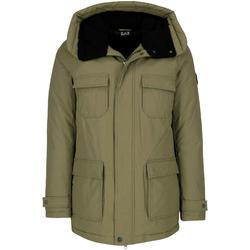 Vêtements Homme Parkas Ea7 Emporio Armani 6ZPK05 PNN5Z Vert