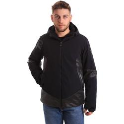 Vêtements Homme Parkas Ea7 Emporio Armani 6ZPG10 PN44Z Noir