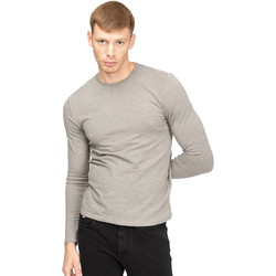 Vêtements Homme T-shirts manches longues Gas 300187 Gris