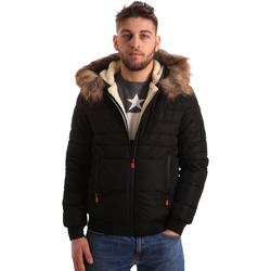 Vêtements Homme Parkas Gaudi 821BU35015 Noir