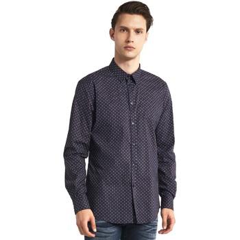 Vêtements Homme Chemises manches longues Gaudi 821BU45005 Gris