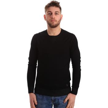 Vêtements Homme Pulls Gaudi 821BU53036 Noir