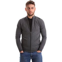 Vêtements Homme Gilets / Cardigans Gaudi 821BU53037 Gris