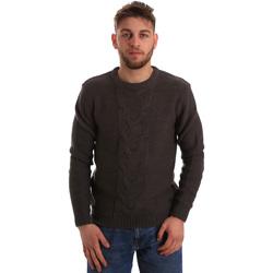 Vêtements Homme Pulls Gaudi 821BU53042 Gris