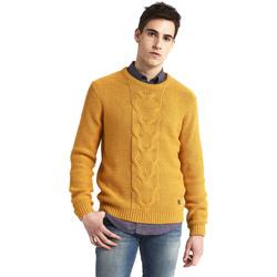 Vêtements Homme Pulls Gaudi 821BU53042 Jaune
