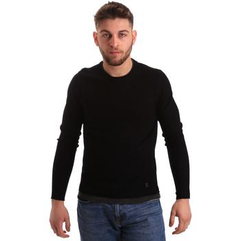 Vêtements Homme Pulls Gaudi 821BU53043 Noir