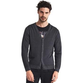 Vêtements Homme Gilets / Cardigans Gaudi 821FU53003 Gris