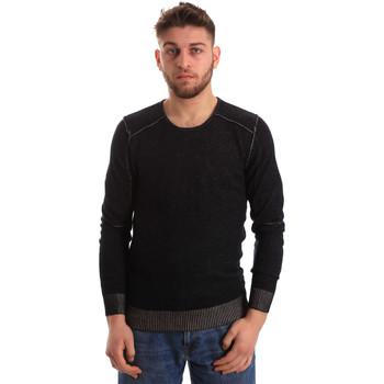Vêtements Homme Pulls Gaudi 821FU53008 Noir