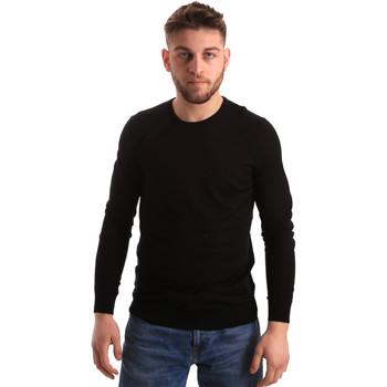 Vêtements Homme Pulls Gaudi 821FU53080 Noir