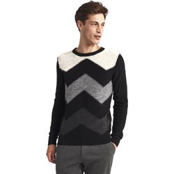 Vêtements Homme Pulls Gaudi 821FU53085 Noir