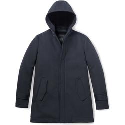 Vêtements Homme Parkas Geox M8415A T2525 Bleu