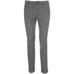 Vêtements Homme Pantalons de costume NeroGiardini A870182U Noir