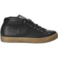 Chaussures Homme Baskets mode Exton 481 Noir