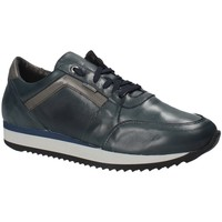 Chaussures Homme Baskets basses Exton 558 Bleu