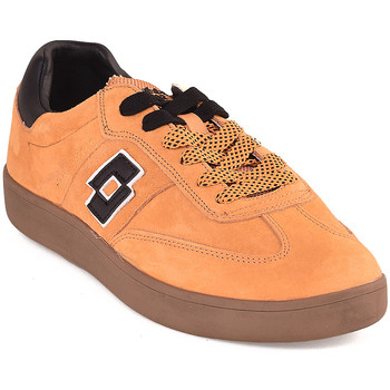 Chaussures Homme Baskets basses Lotto T7369 Orange