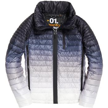Vêtements Homme Doudounes Superdry M50005DR Blanc