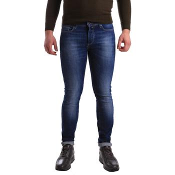 Vêtements Homme Jeans skinny U.S Polo Assn. 50778 51321 Bleu