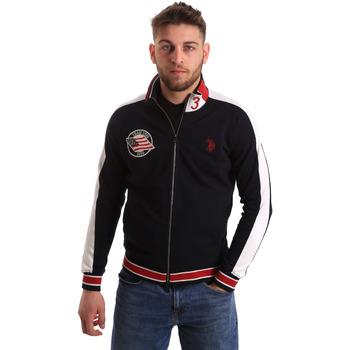 Vêtements Homme Vestes de survêtement U.S Polo Assn. 50486 51907 Bleu