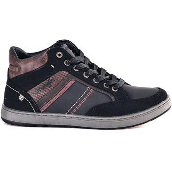 Chaussures Homme Baskets montantes Wrangler WM182101 Bleu