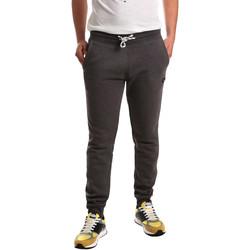 Vêtements Homme Pantalons de survêtement Key Up 2F37I 0001 Gris