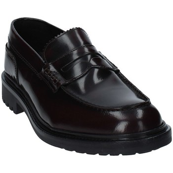Chaussures Homme Mocassins Rogers 1980 Rouge