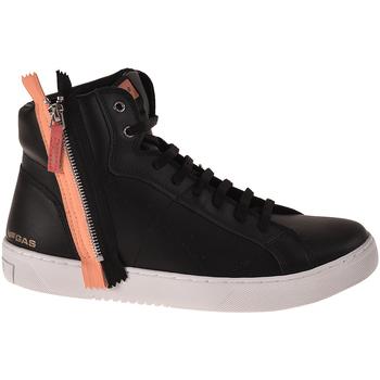 Chaussures Homme Baskets montantes Gas GAM824085 Noir