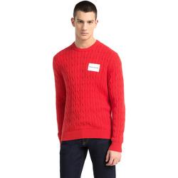 Vêtements Homme Pulls Calvin Klein Jeans J30J307800 Rouge