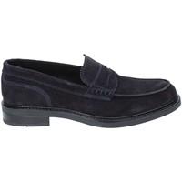 Chaussures Homme Mocassins Rogers 1980 Bleu