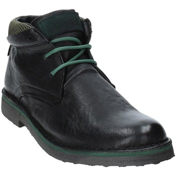 Chaussures Homme Boots Rogers 6052 Noir