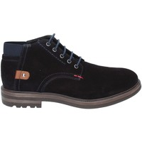 Chaussures Homme Boots Rogers 1920 Bleu