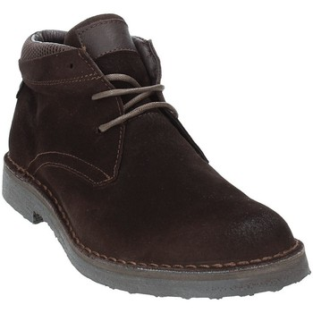 Chaussures Homme Boots Rogers 6052 Marron