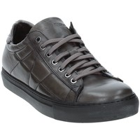 Chaussures Homme Baskets basses Exton 217 Gris